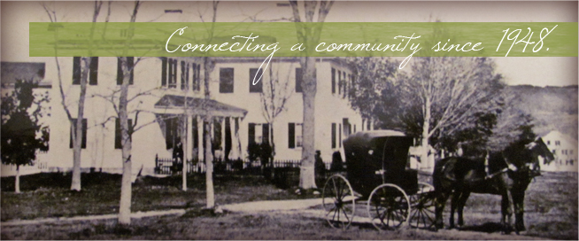 Connecting a Community Since 1948